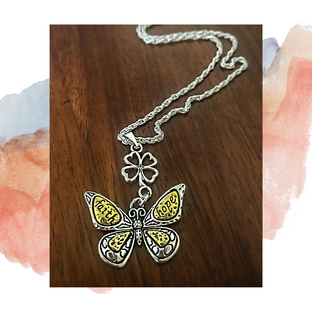 Product Image for Lucky Butterfly Necklace