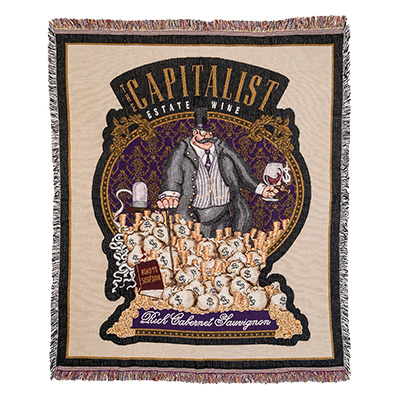 Product Image for The Capitalist Throw
